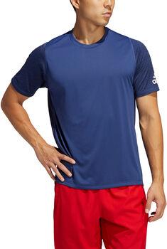 ADIDAS Fl Geo T-Shirt Herren blau