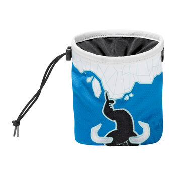 MAMMUT Chalk Bag Magnesiumbeutel blau
