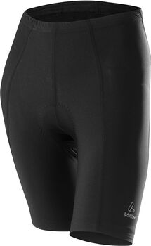 LÖFFLER Basic Radshorts Damen schwarz
