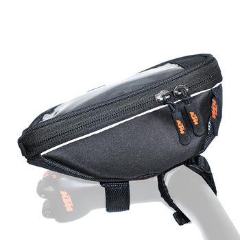 KTM Velcro Stem Smartphonetasche weiß
