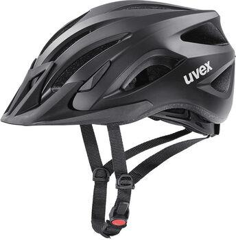Uvex Viva III Fahrradhelm schwarz