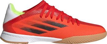 adidas X Speedflow 3 Hallenfußballschuhe rot