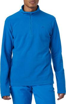 McKINLEY Amarilla Fleece Langarmshirt Herren blau