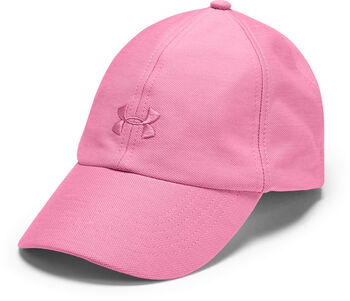 Under Armour WoPlay Up Heathered Kappe pink