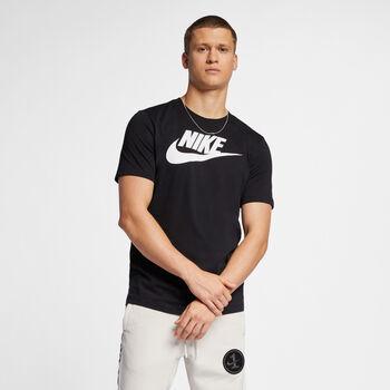 Nike Sportswear Icon Futura T-Shirt Herren schwarz