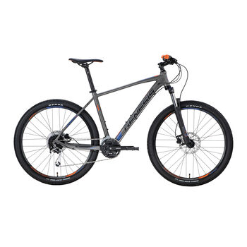 "GENESIS Solution 4.9 27,5"" Mountainbike grau"