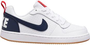 Nike Court Borough Low Freizeitschuhe weiß