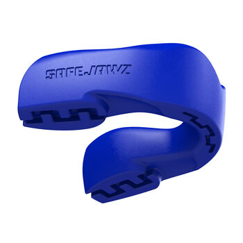SAFEJAWZ Zahnschutz blau
