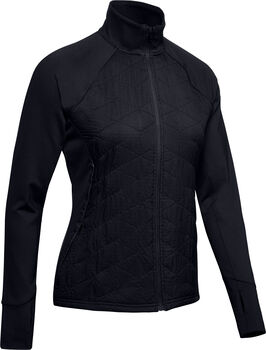 Under Armour COLDGEAR REACTOR ISOLIERUNG Trainingsjacke Damen schwarz