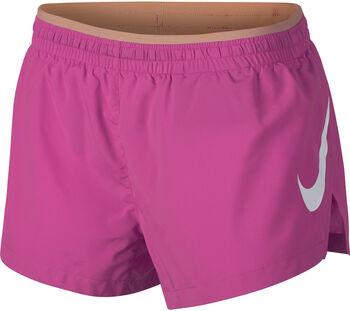 Nike Elevate Trakcen Shorts Damen pink