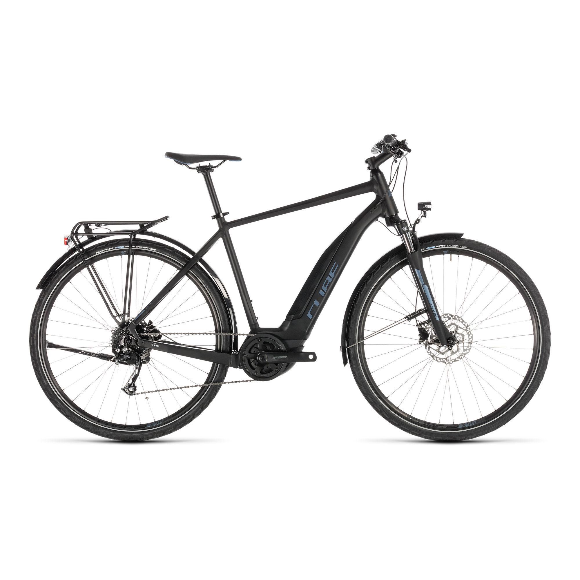 CUBE · Touring Hybrid ONE 500 E Trekkingbike 28
