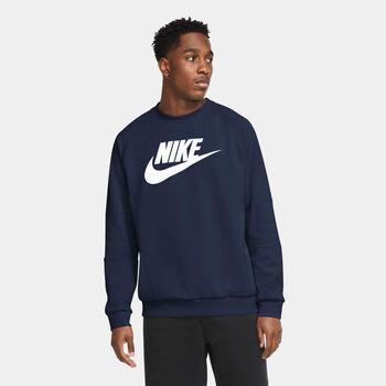 Nike Sportswear Fleece Sweater Herren blau