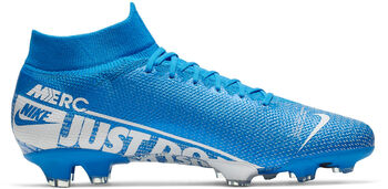 Nike Mercurial Superfly 7 Pro FG Fußballschuhe Herren blau