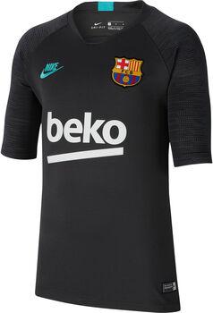 Nike FC Barcelona Strike T-Shirt Jungen schwarz