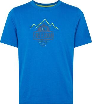 McKINLEY Zorra T-Shirt Jungen blau