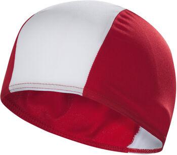 TECNOPRO Textilbadehaube Herren rot