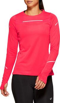 Asics LITE-SHOW 2 Langarmshirt Damen pink