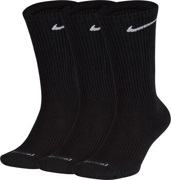 Nike Training 3er-Pack Crew Sportsocken Herren schwarz