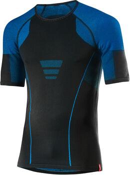LÖFFLER Shirt  TRANSTEX® WARM HYBRID Herren schwarz