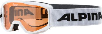 ALPINA Piney Skibrille weiß