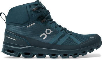 On Cloudrock Waterproof Wanderschuhe Herren blau