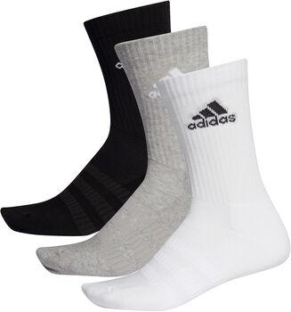 adidas Cushioned Crew 3-er Pack Socken grau
