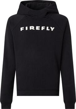 FIREFLY Slopestyle Garry Hoodie schwarz