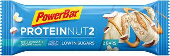 PowerBar  Protein Nut2 Riegel weiß