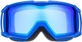 Uvex FlizzFM Skibrille blau