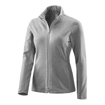 JOY Sportswear Diandra Trainingsjacke Damen grau