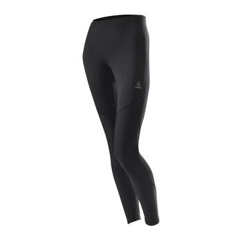 LÖFFLER Tights Softshell Damen schwarz