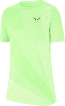 Nike Nkct Rafa Gx Tennisshirt Jungen gelb