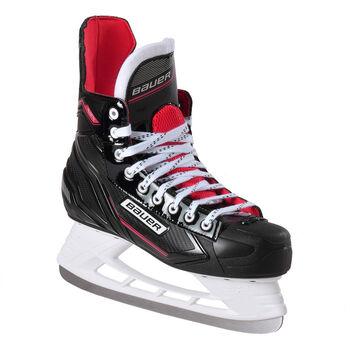 BAUER NSX Senior Eishockeyschuhe schwarz