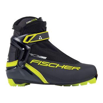 Fischer RC3 Combi Langlaufskischuhe schwarz