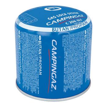 CAMPINGAZ C 206 GLS Super Kartusche weiß