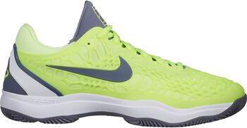 Nike Air Zoom Cage 3 CLY Tennisschuhe Herren gelb