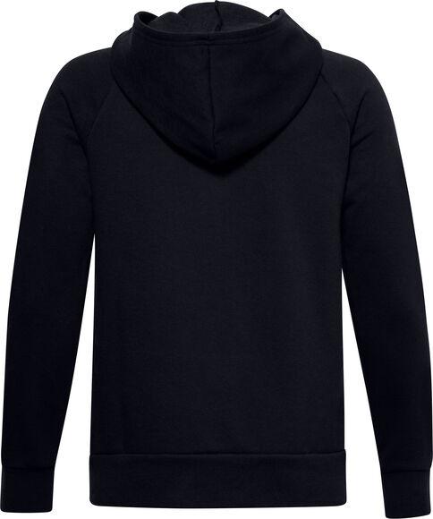 Rival Fleece-Hoodie mit durchgehendem Zip