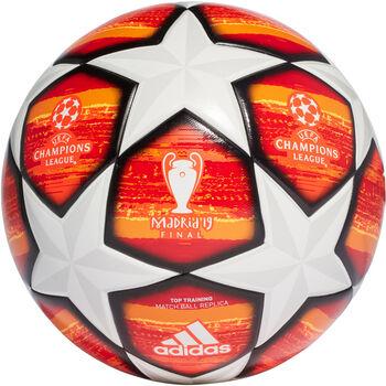 ADIDAS Finale Madrid Fußball weiß
