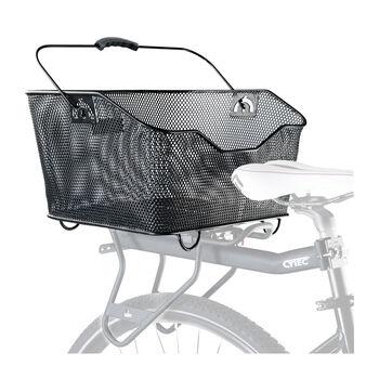 Cytec CarryMore Fahrradkorb weiß