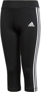 ADIDAS Training Gear Up 3/4 Tights Mädchen schwarz