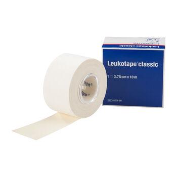 Leukotape -Spezialpflaster10m lang, 3,75 cm breit weiß