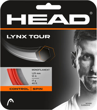 Head Lynx Tour Set Tennissaite orange