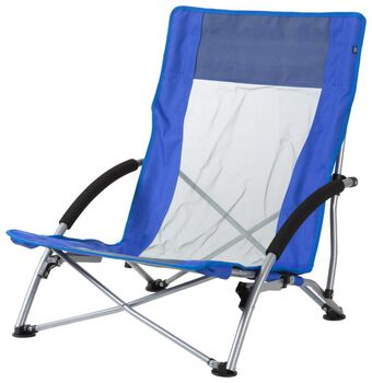 McKINLEY Stand Seat Campingsessel blau