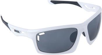 Uvex Axento Sonnenbrille weiß