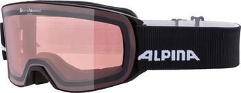 ALPINA Nakiska QV Skibrille schwarz