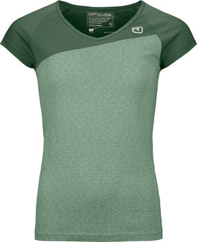 ORTOVOX 120 Tec T-Shirt  Damen grün