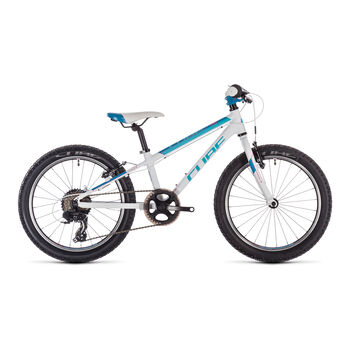 "CUBE Access 200 Mountainbike 20"" weiß"