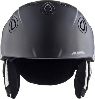 ALPINA Grap 2.0 Skihelm grau