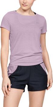 Under Armour Whisperlight T-Shirt Damen pink