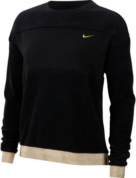 Nike Therma Icon Fleece Crew Pullover Damen